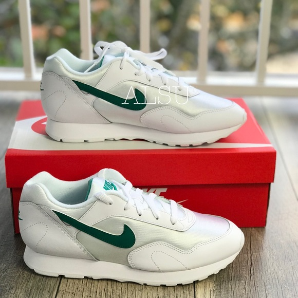 84149f140274 NWT Nike Outburst OG White opal Green W AUTHENTIC